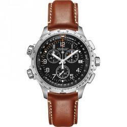 Reloj Hamilton X-Wind Crono Cuarzo GMT H77912535