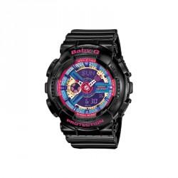 Reloj Casio BABY-G BA-112-1AER Negro