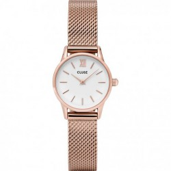 CLUSE Reloj La Vedette Mesh Rosé CL50006