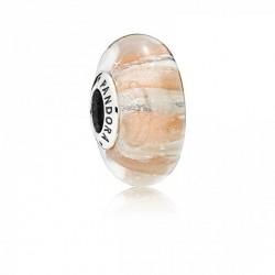 PandoraChaem plata y cristal de Murano LINEAS BRILLANTES 796248