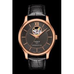 Reloj TISSOT TRADITION POWERMATIC 80 OPEN HEART T063.907.36.068.00