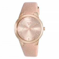 Reloj Tous BFACE acero IPRG piel nude 400350110