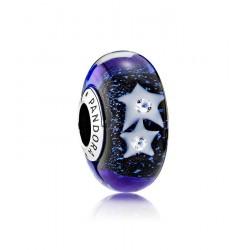 Charm Pandora Cristal murano Cielo Estrellado 791662CZ
