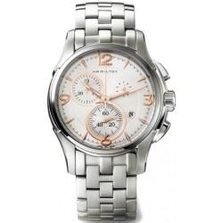 Reloj Hamilton Jazzmaster Crono Cuarzo