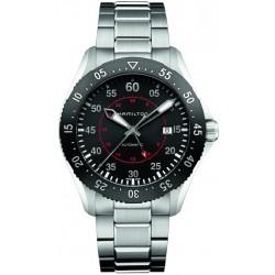 Reloj Hamilton Khaki Pilot GMT Automático
