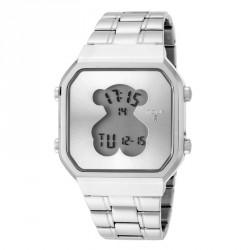 Reloj Tous D-Bear Digital Acero