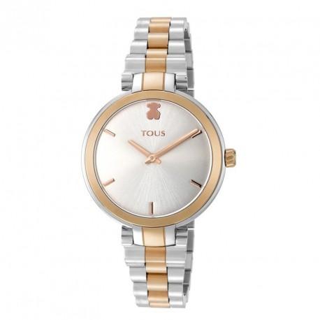 Reloj Tous Julie bicolor rose
