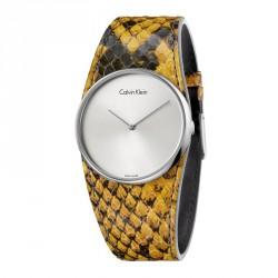 Reloj Calvin Klein SPELLBOUND amarillo