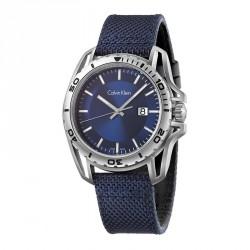 Reloj Calvin Klein EARTH azul K5Y31UVN