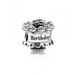 Pandora Charm Happy Birthday