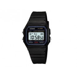 Reloj Casio retro digital F-91W-1YER