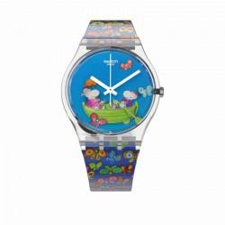Reloj Swatch PLANET LOVE GZ307S