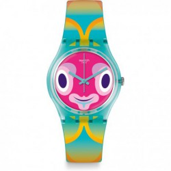 Reloj Swatch MR BLUBBY GL120