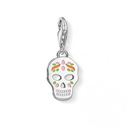 "Thomas Sabo Charm Club ""Calavera mexicana""1436"