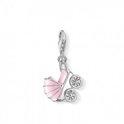 "Thomas Sabo Charm Club ""Carricoche Rosa""1113"