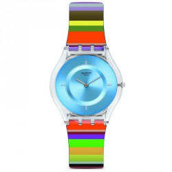 Reloj Swatch PRETTY LADDER SFE107