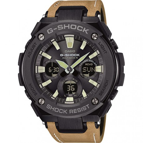 Reloj Casio G-Shock GST-W120L-1BER WAVE CEPTOR