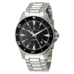 Reloj Hamilton Khaki Navy Scuba Automático H82335131