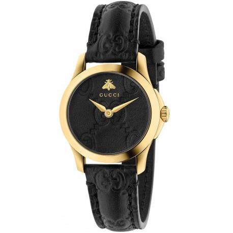Reloj Gucci G-Timeless YA126581 señora dorado piel