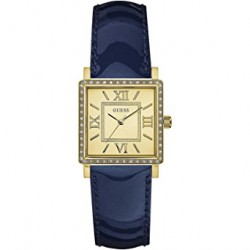 Reloj Guess Highline Señora piel azul