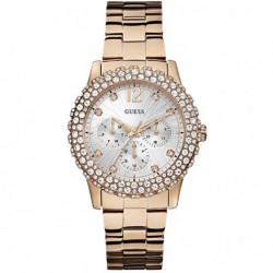 Reloj Guess Dazle Señora acero rosé