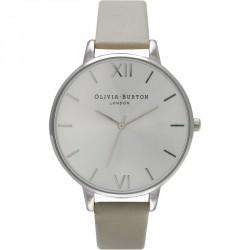 Reloj Olivia Burton señora Big Dial Acero