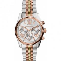 Reloj Michael Kors Lexington cronografo acero