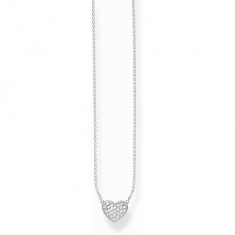 COLLAR 'HEART PAVÉ' THOMAS SABO