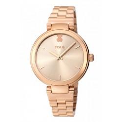 Tous Reloj Julie acero IPRG rosé 600350415