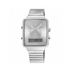 Reloj Tous IBear acero digital y analógico 700350120