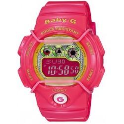 Reloj Casio Baby-G digital rosa