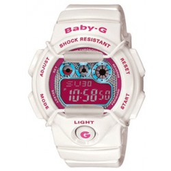 Reloj Casio Baby-G digital blanco