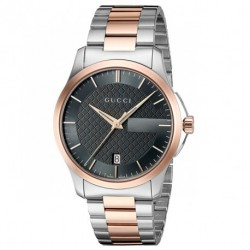 RELOJ GUCCI G TIMELESS QUARTZ MEDIUM ROSE