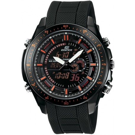 casio edifice instruction book