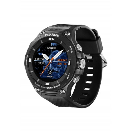 Reloj Casio SMART WATCH Protrek WSD-F20-BK