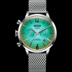 RELOJ UNISEX WELDER WWRC601 ACERO 38MM