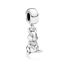Pandora Disney charm plata Tambor 796342