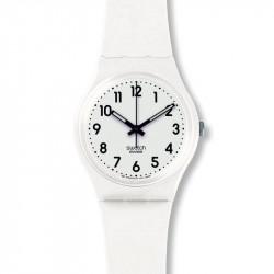 Reloj Swatch Just White GW151O