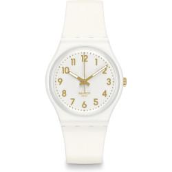 Reloj Swatch White Bishop GW164