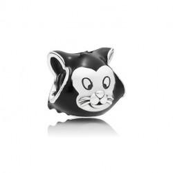 Pandora Disney Charm Gato Retrato de Figaro