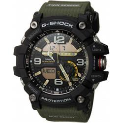 Reloj Casio G-Shock Negro-Verde Mudmaster GG-1000-1A3ER