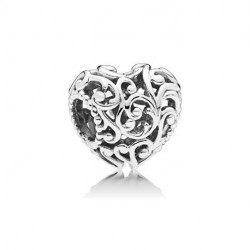 Pandora Charm plata Corazón Real 797672