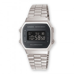 CASIO COLLECTION ACERO NEGRO A168WEM-1EF