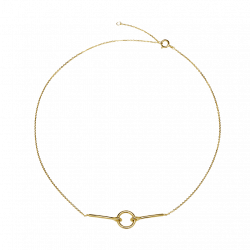 COLLAR PDPAOLA CHANCE GOLD