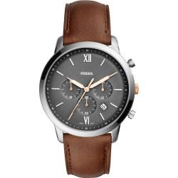Reloj Fossil Neutra Chronograph Piel FS5408