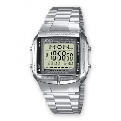 CASIO COLLECTION DIGITAL ACERO CUADRADO DB-360N-1AEF