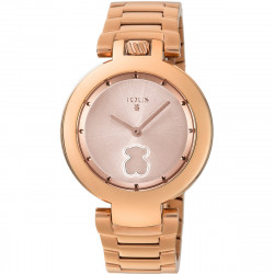 Reloj Tous Crown acero IP rosado 700350280