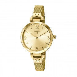 Reloj Tous Bohème acero IP dorado 300350620