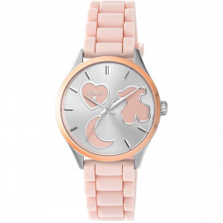 Reloj Tous Sweet Power de acero IP rosado 800350745