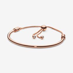 Pandora pulsera Rigida Rose Deslizante para charms 587953CZ